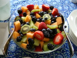 healthy food-fruit salad