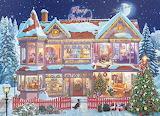 Getting ready for Christmas - Steve Crisp
