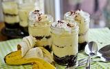 Choco Banana Mousse