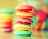 #Colorful Macaroons