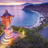 Cristo Rei in East Timor