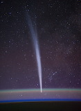 "Space tumblr astrominocal ""Comet Lovejoy"" ""Dan Burbank"" ISS"