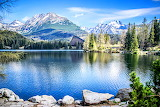 Lake, Slovakia