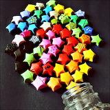 #Origami Stars