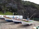 Fishing Boats, Caloura. Sao Miguel Island