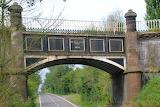 Thomas Telford aqueduct over A5