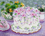 ^ Birthday cake ~ Susan Rios