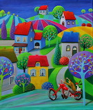 Low rider dog - Iwona Lifsches