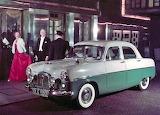 1953 Ford Zephyr Zodiac Saloon