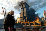 The Witcher Video Game & Building/Monumet From Gdansk Poland