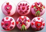 #Extravagant Valentine Cupcakes