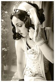 Vintage Flapper Girl Pin-up Poster -06