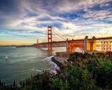Golden Gate Bridge California USA