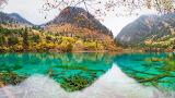 Vallée de Jiuzhaigou-Chine