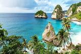 ^ Diamond Beach in Bali, Indonesia