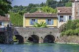 Borghetto sul mincio-Italy