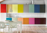 Multicolour Kitchen