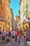 Shopping in Aix en Provence