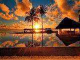 #Tropical Sunset