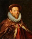 Gentleman wearing the Order of the Golden Fleece