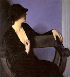 Bernhard Gutmann, Study of a Woman in Black, 1932