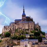 St Michels Mount, France...