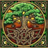 Celtic Wisdom Tree ~ Lisa-Parker
