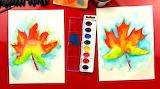 Leaf painting..........................................x