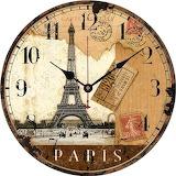 Antique Paris Clock