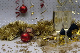 Brindar en navidad