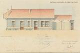 Plan de l'école Pauilhac à Petit Piquey, 1894