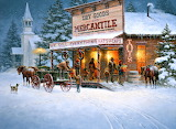 Winter Western Mercantile
