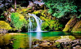 #Cool Waterfall
