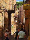 Crete, Chania, old town alley