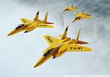 Golden jets