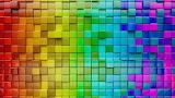 Multicolor Cubes