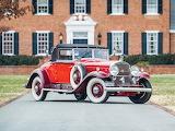 Cadillac Retro 1930 V16 452 Convertible Coupe