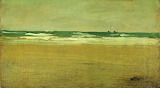 Whistler, The Angry of the Sea,1884