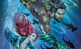 Aquaman DC Comics Arthur Mera Cover