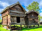 Huts, Sweden