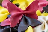 Colorful-pasta-farfalle