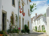 Traditional houses in Marvao, Portugal