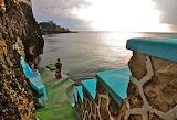 Bluecave castle2