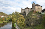 Loket Castle - Czech Republic