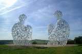 At the Yorkshire Sculpture Park in West Bretton, UK