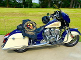 2017 indian chieftain blue