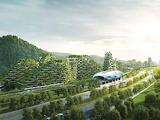 Ciudad-bosque China