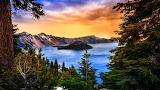 Crater Lake National Park, USA