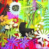 garden blackbird
