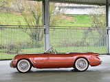 1955 Chevy Corvette